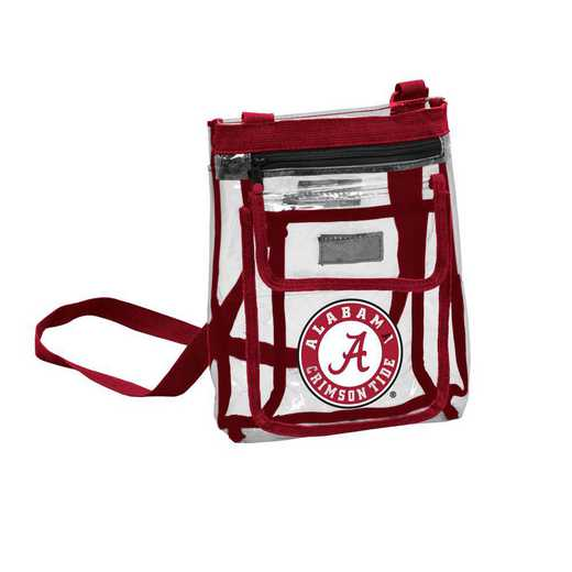 102-66P: Alabama Gameday Clear Crossbody