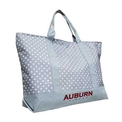 110-67P-1: Auburn Dot Tote