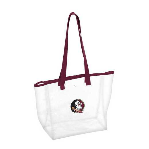 136-65P: FL State Stadium Clear Bag