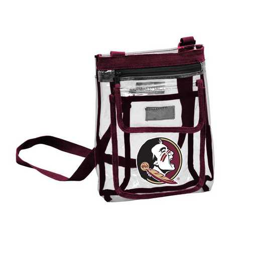 136-66P: FL State Gameday Clear Crossbody