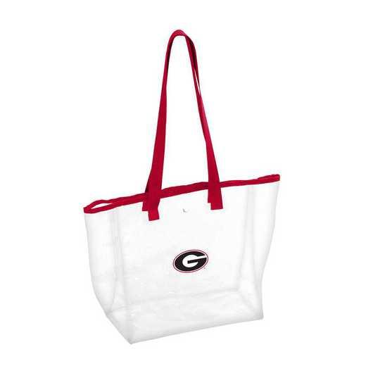 142-65P: Georgia Stadium Clear Bag