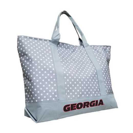 142-67P-1: Georgia Dot Tote