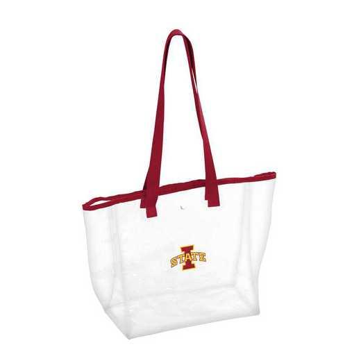 156-65P: IA State Stadium Clear Bag