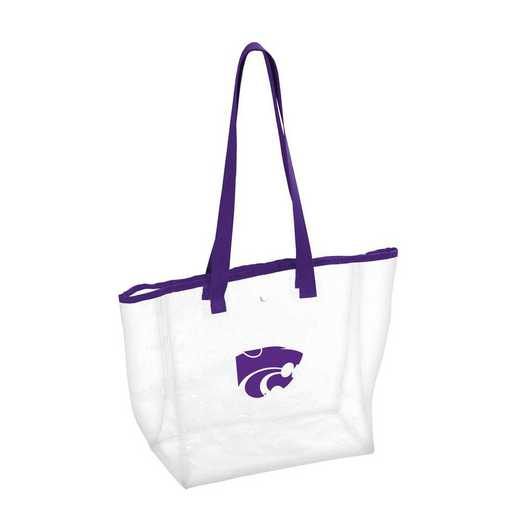 158-65P: KS State Stadium Clear Bag