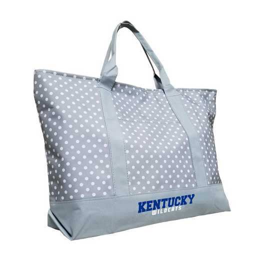 159-67P-1: Kentucky Dot Tote