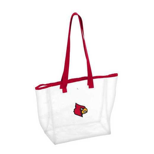 161-65P: Louisville Stadium Clear Bag