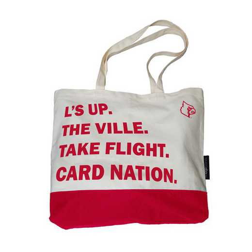 161-66F-1: Louisville Favorite Things Tote