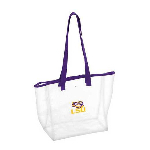 162-65P: LSU Stadium Clear Bag