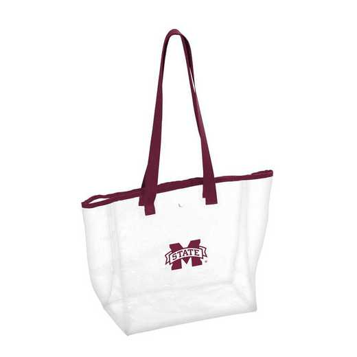177-65P: Mississippi State Stadium Clear Bag