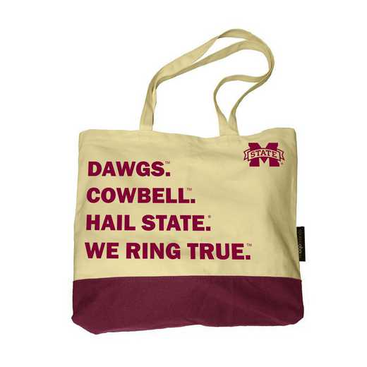 177-66F-1: Mississippi State Favorite Things Tote