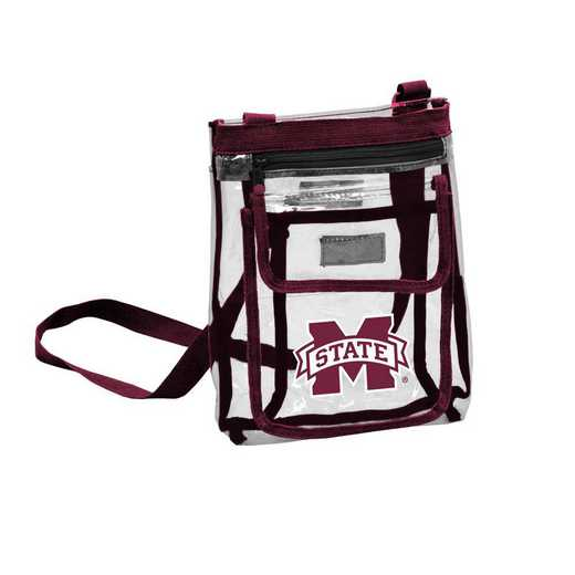 177-66P: Mississippi State Gameday Clear Crossbody