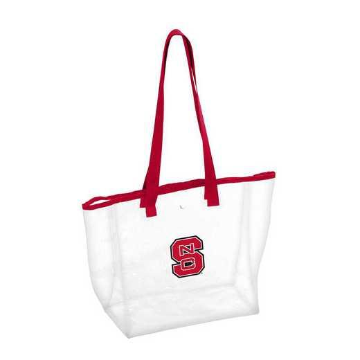 186-65P: NC State Stadium Clear Bag
