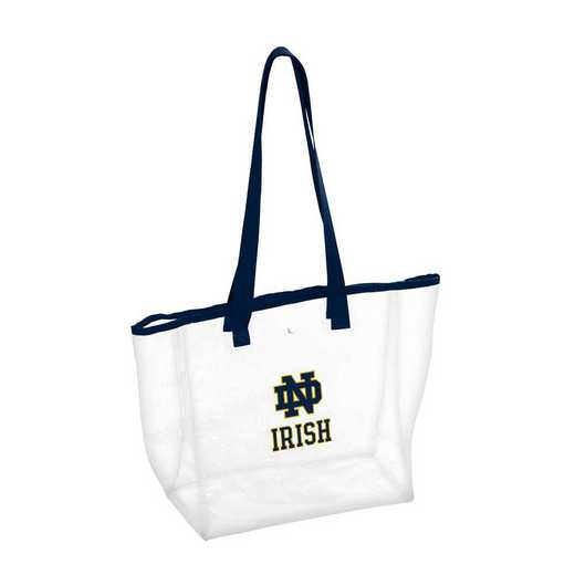 190-65P-1: Notre Dame Stadium Clear Bag