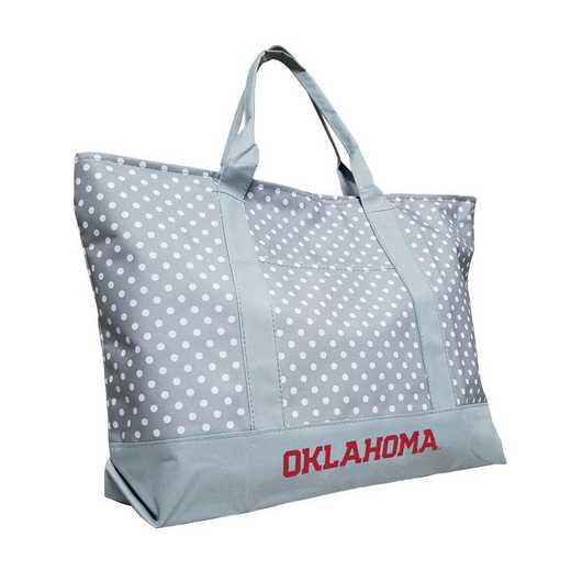 192-67P-1: Oklahoma Dot Tote