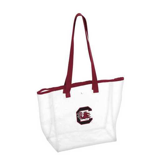208-65P: South Carolina Stadium Clear Bag