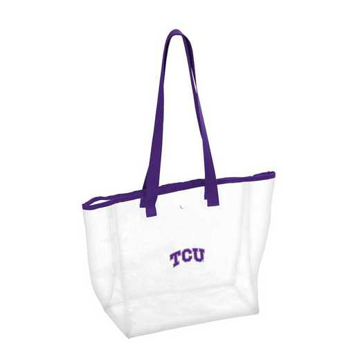 215-65P: TCU Stadium Clear Bag