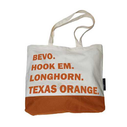 218-66F-1: Texas Favorite Things Tote