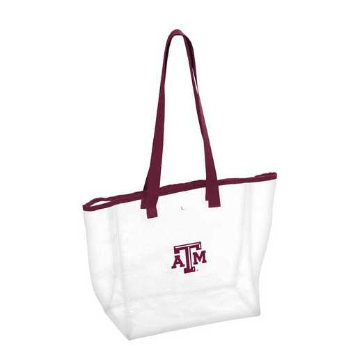 219-65P: TX A&M Stadium Clear Bag