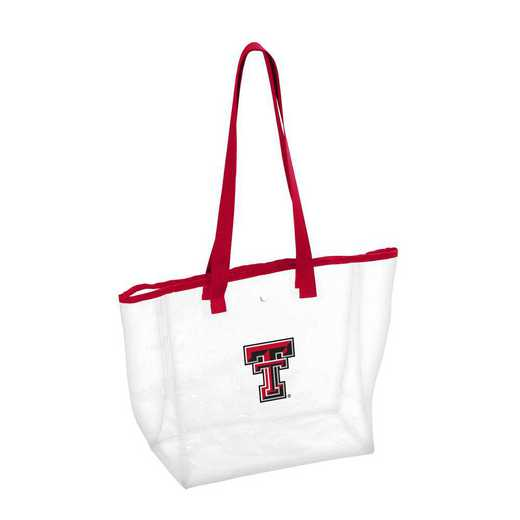 220-65P: TX Tech Stadium Clear Bag