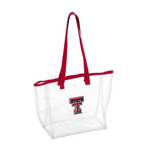 220-65P: TX Tech Stadium Clear Bag