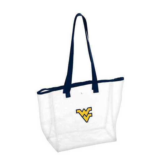 239-65P: West Virginia Stadium Clear Bag