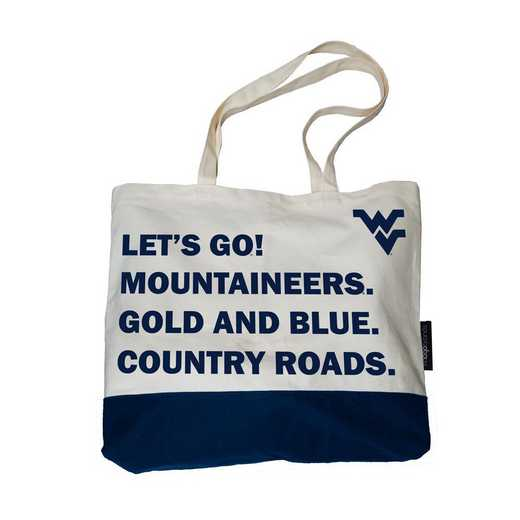 239-66F: West Virginia Favorite Things Tote