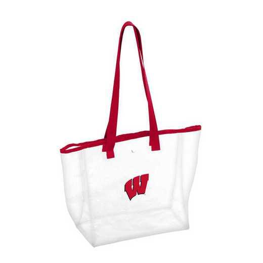 244-65P: Wisconsin Stadium Clear Bag
