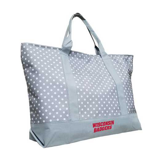 244-67P-1: Wisconsin Dot Tote