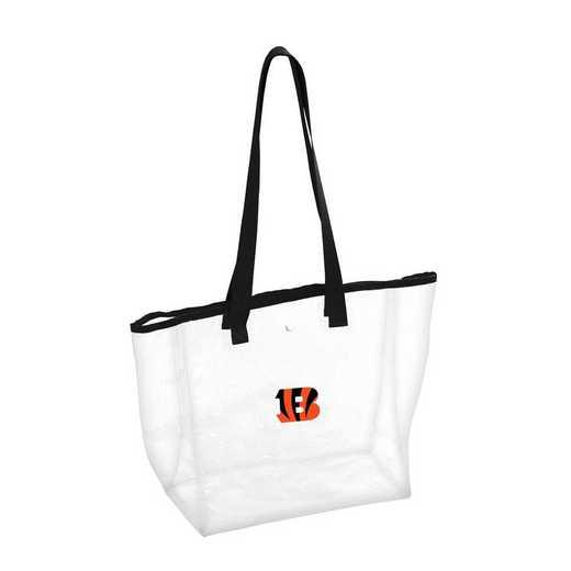 607-65P: Cincinnati Bengals Stadium Clear Tote