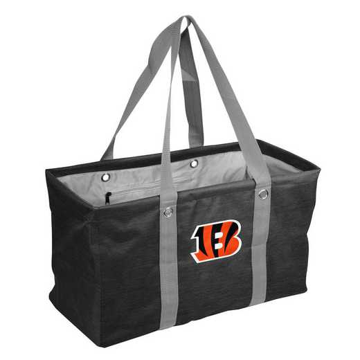 607-765-CR1: Cincinnati Bengals Crosshatch Picnic Caddy