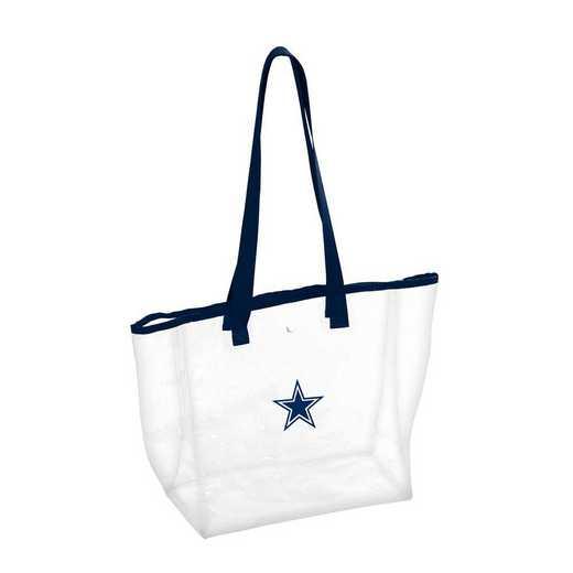 609-65P: Dallas Cowboys Stadium Clear Tote
