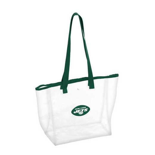 622-65P: New York Jets Stadium Clear Tote