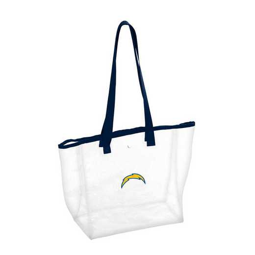 626-65P: LA Chargers Stadium Clear Tote