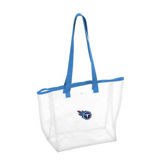 631-65P: Tennessee Titans Stadium Clear Tote