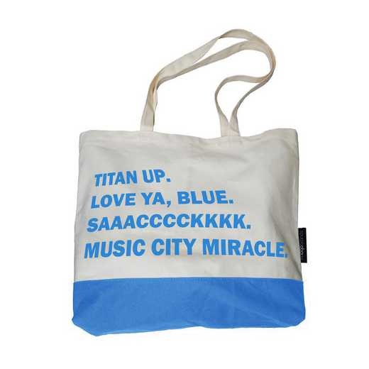 631-66F-1: Tennessee Titans Favorite Things Tote