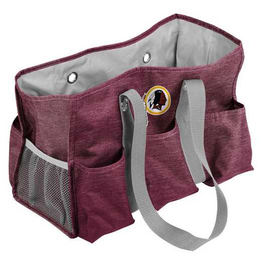 632-865-CR1: Washington Redskins Crosshatch Jr Caddy