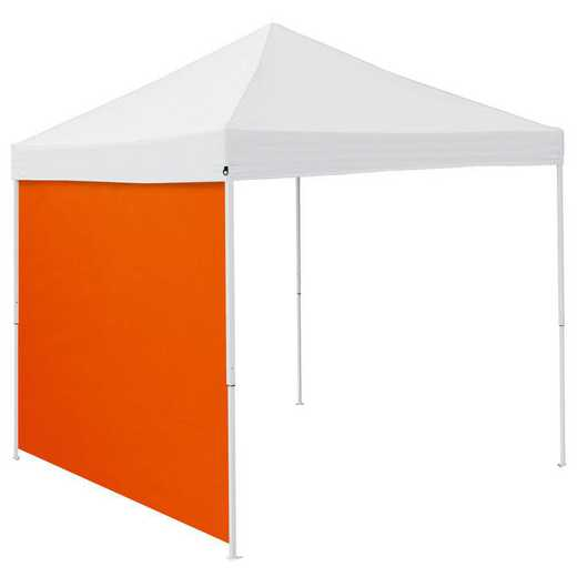 001-48-ORANGE: Plain Orange 9 x 9 Side Panel