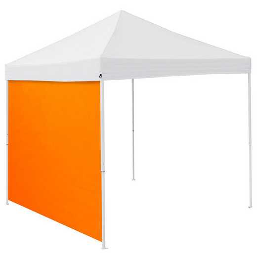 001-48-TANGERINE: Plain Tangerine 9 x 9 Side Panel