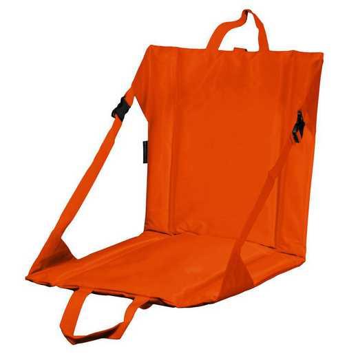 001-80-ORANGE: Plain Orange Stadium Seat
