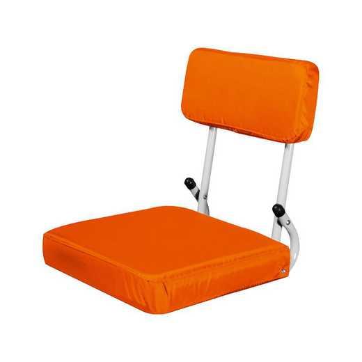 001-94-ORANGE: Plain Orange Hard Back SS