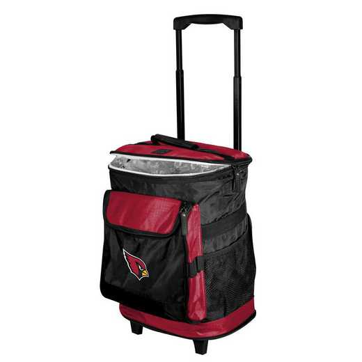 601-57B-1: Arizona Cardinals Rolling Cooler