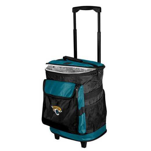 615-57B-1: Jacksonville Jaguars Rolling Cooler