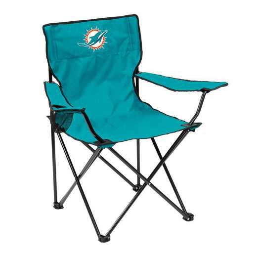 617-13Q-1A: Miami Dolphins Quad Chair