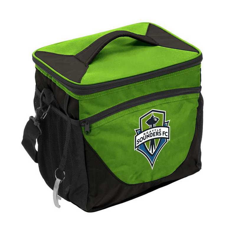 914-63: Seattle Sounders 24 Can Cooler