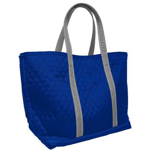 001-66M-RYL: Plain Royal Merit Tote