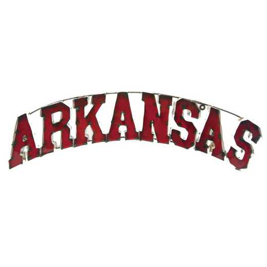ARKANSASWD: Arkansas Metal Décor