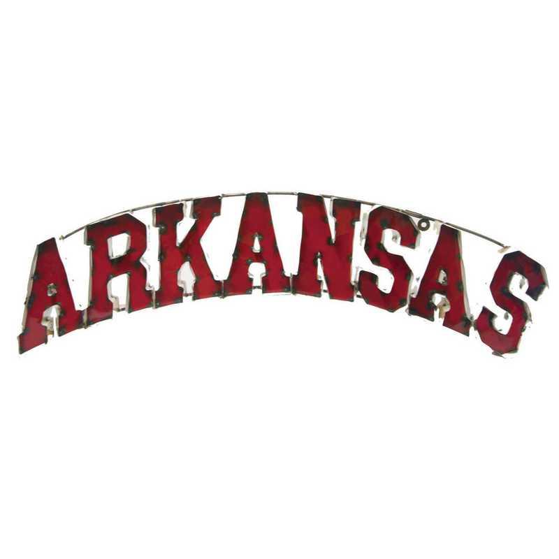 ARKANSASWD: Arkansas Metal Décor