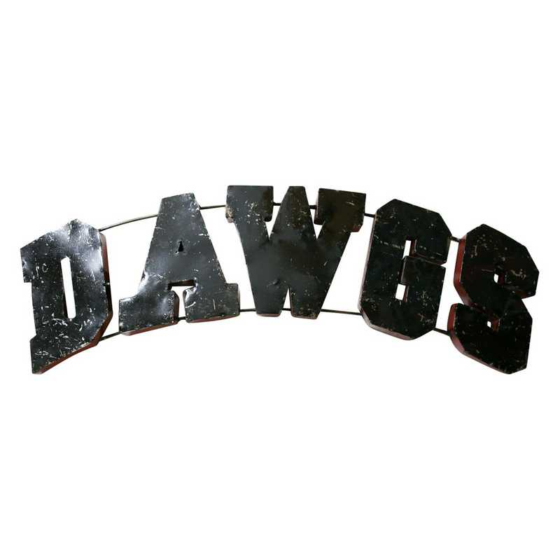 DAWGSWD: Georgia Dawgs Metal Décor