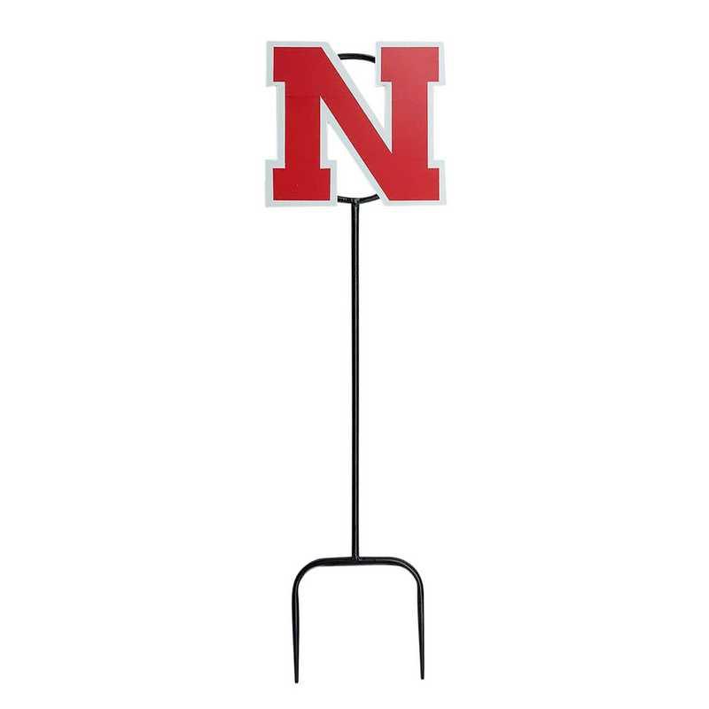 NEFLWWRI: Nebraska Yard Stake