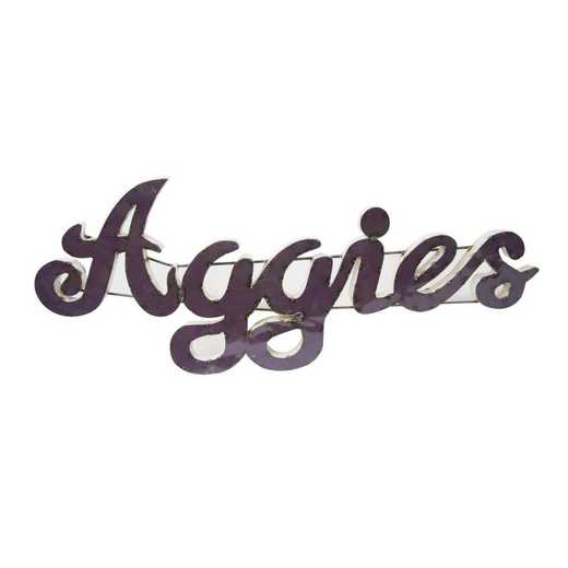 AGGIESWD: Texas A&M Aggies Metal Décor